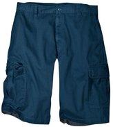 Dickies Men's 13 Inch Loose Fit Cargo Short, Dark Navy, 40