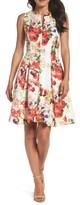 Chetta B Women's Fit & Flare Dress