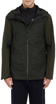 The North Face Men's 3-In-1 Triclimate Tech-Fabric & Ripstop Jacket-GREEN