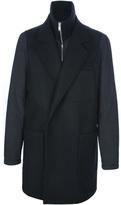 Kris Van Assche zip fastening coat