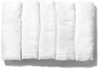 VOTARY Pack of Five Cotton Face Cloths