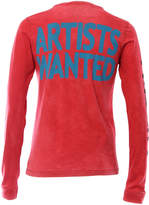 Freecity FREE CITY ArtistsWanted Long Sleeve T-Shirt