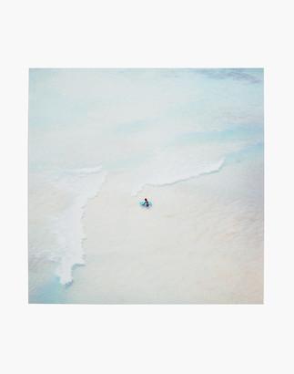 Madewell Max Wanger Print Shop Blue Space Art Photograph