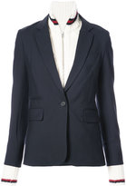 Veronica Beard classic fitted blazer