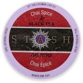 Two Rivers Coffee Co. 18-Count Chai Spice Black Tea for Single Serve Coffee Makers