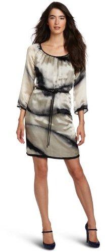 Cluny Women's Zebra Printed Tunic Dress