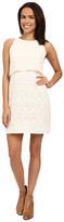 Stetson Cream Lace Tank Dress