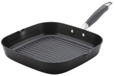 Anolon 11 Advanced Non-Stick Square Grill Pan with Pour Spouts