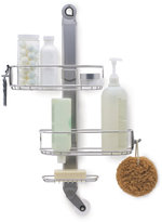 simplehuman Flip & Fit Shower Caddy