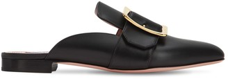Bally 10MM JANESSE 00 LEATHER MULES