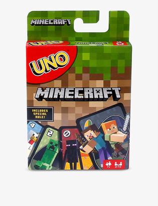 Board Games Uno Minecraft card game
