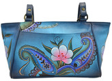 Anuschka Hand-Painted Leather East West Tote