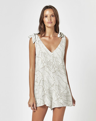 Charlie Holiday Motel Playsuit