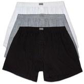 2xist Men's 3-Pack Cotton Boxers