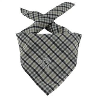 Burberry Multicolour Cotton Scarves & pocket squares