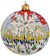 Michael Storrings Christmas on Fifth Avenue Ball Ornament