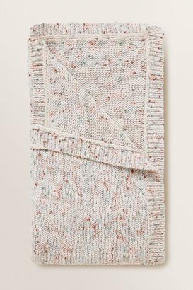 Seed Heritage Knit Speckle Blanket