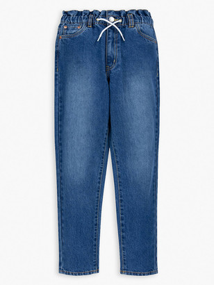 Levi's High Loose Big Girls Jeans 7-16