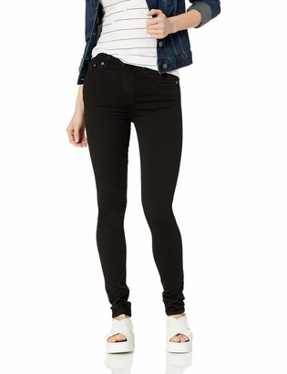 Nudie Jeans Women's Hightop Tilde Raven Black 27/28
