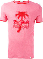 Marc Jacobs tropical print T-shirt - men - Cotton - M