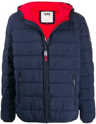Tommy Jeans Essential hooded padded jacket