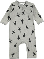 Molo Black Starlyn Playsuit