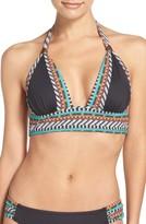 Nanette Lepore Women's Vixen Bikini Top