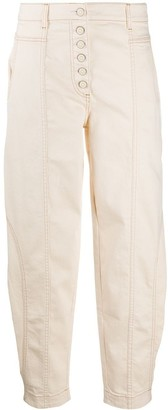 Ulla Johnson Brodie high waist trousers
