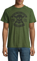 True Religion Strike Force Short Sleeve Raglan Tee