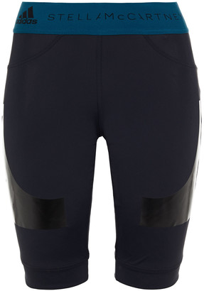 adidas by Stella McCartney Hybrid Stretch Shorts