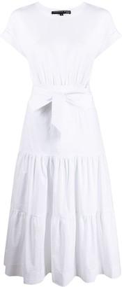Veronica Beard tiered T-shirt dress