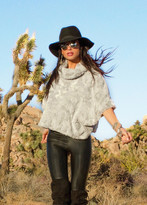 Johanne Beck - Faux Fur Top 6739829253
