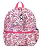 Babymel Zip & Zoe Junior Backpack - Robots Pink