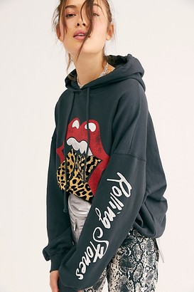 Daydreamer Rolling Stones Tongue Hoodie