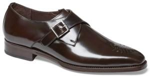 Carlos by Carlos Santana Puente Single Monk Strap Men's Shoes