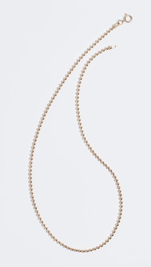 Ariel Gordon Jewelry 14k Spot Chain Necklace