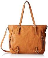 MG Collection Nessa Shopper Shoulder Bag
