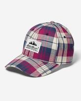 Eddie Bauer Eddie's Favorite Flannel Cap