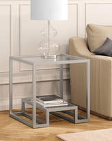 Athena Side Table In Silver