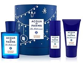 Acqua di Parma Blu Mediterraneo Arancia di Capri Gift Set ($150 value)