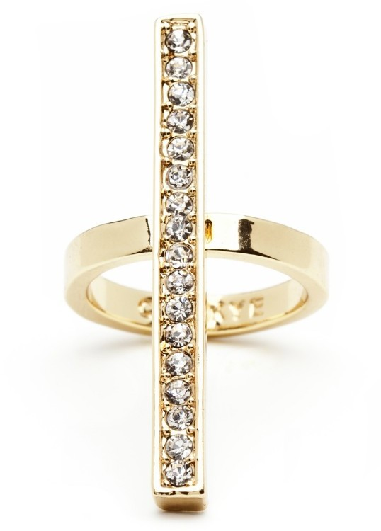 CC Skye Whitney Line Ring
