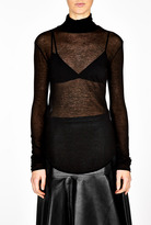 J Brand Norma Roll Neck