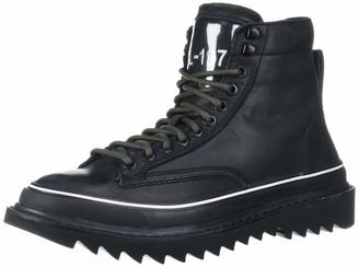 Diesel Men's H-SHIROKI DMBB-Sneaker mid Fashion Boot