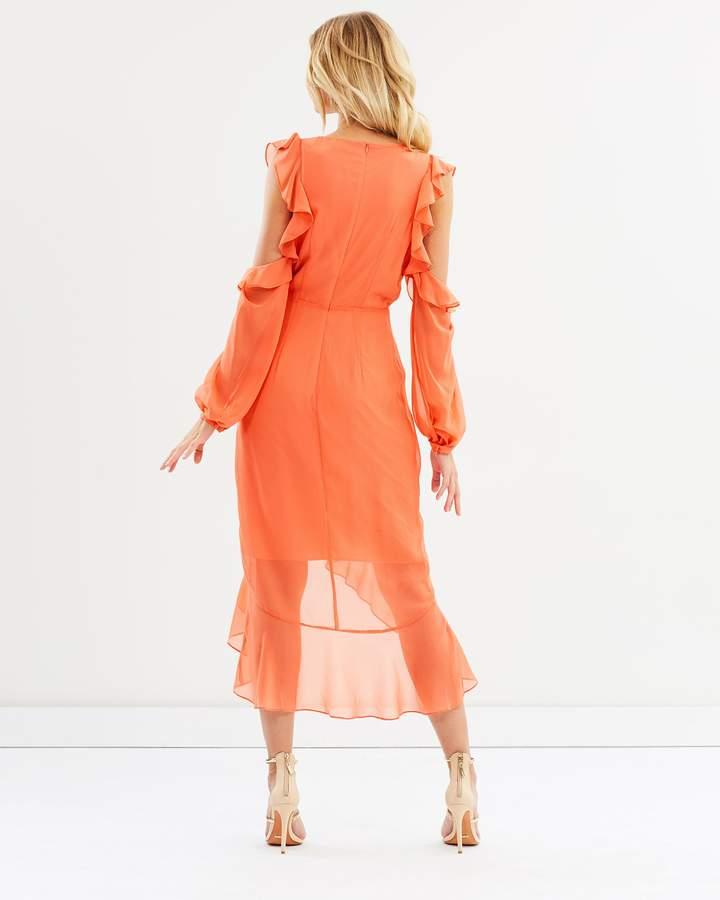 Cooper St Candice Cold Shoulder Dress