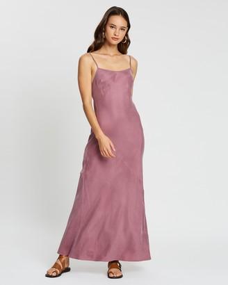 Tigerlily Amer Slip Dress