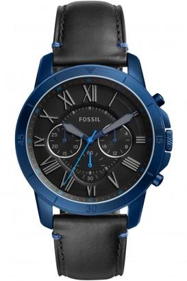 Fossil Mens Grant Sport Chronograph Watch FS5342