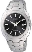 Citizen Men's Solar Titanium Black Dial