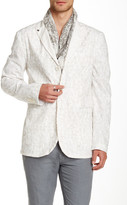John Varvatos Four Button Jacket
