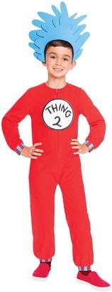 Dr. Seuss Thing 1 & 2 Jumpsuit