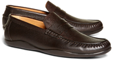 Brooks Brothers Harrys Of London® Scotch Grain Basel Leather Loafers